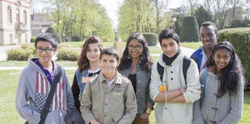 jeune adolescents